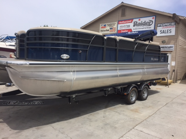 2017 Biscayne Bay Pontoon 2285 RF