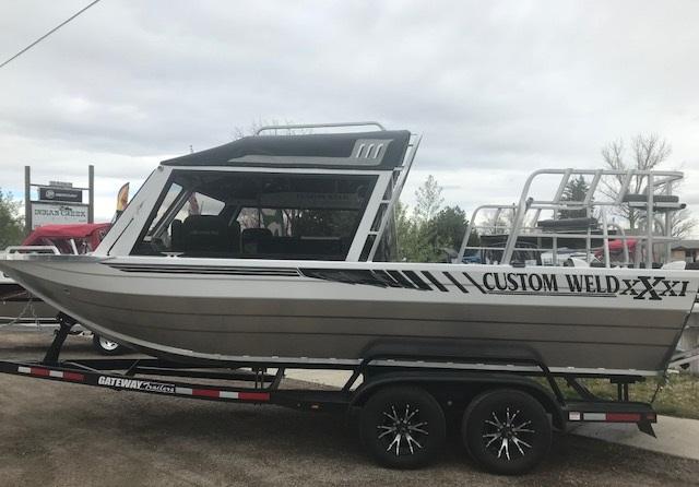 2017 Custom Weld Storm
