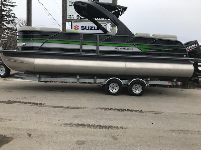 2019 Skye Arch boat with bimini