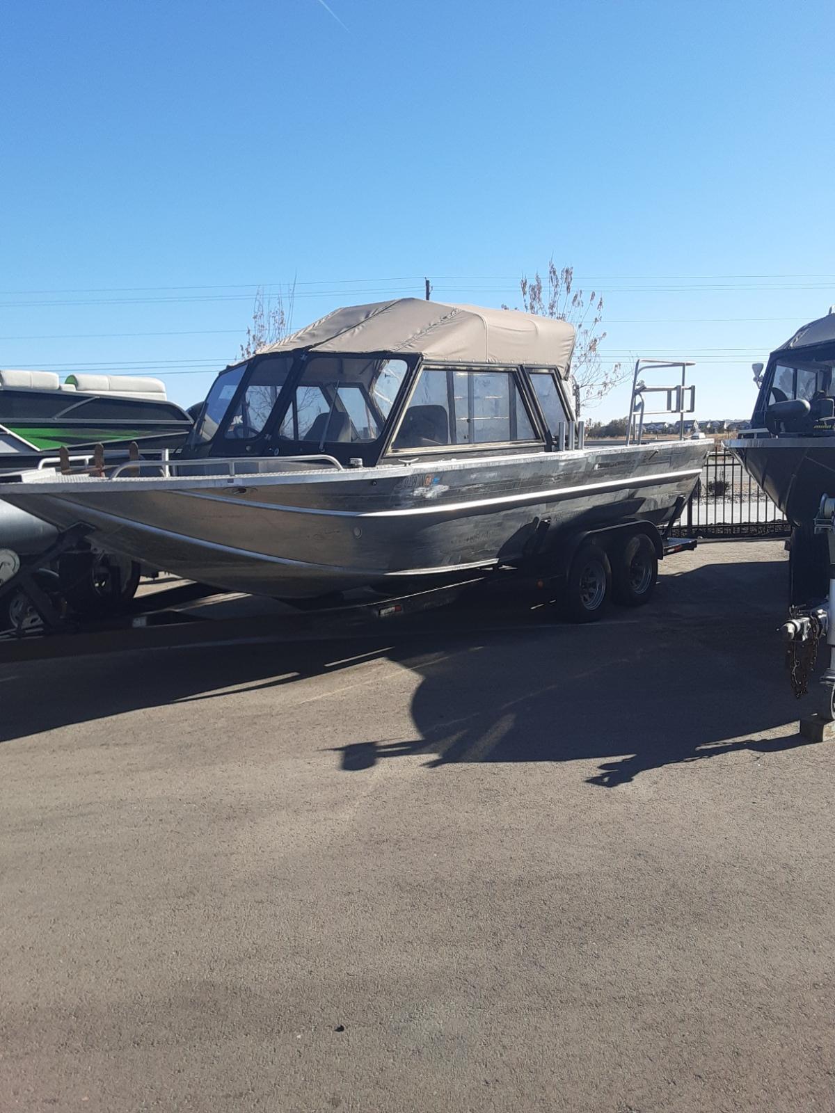 1990 Miller boat 22ft-$29,999