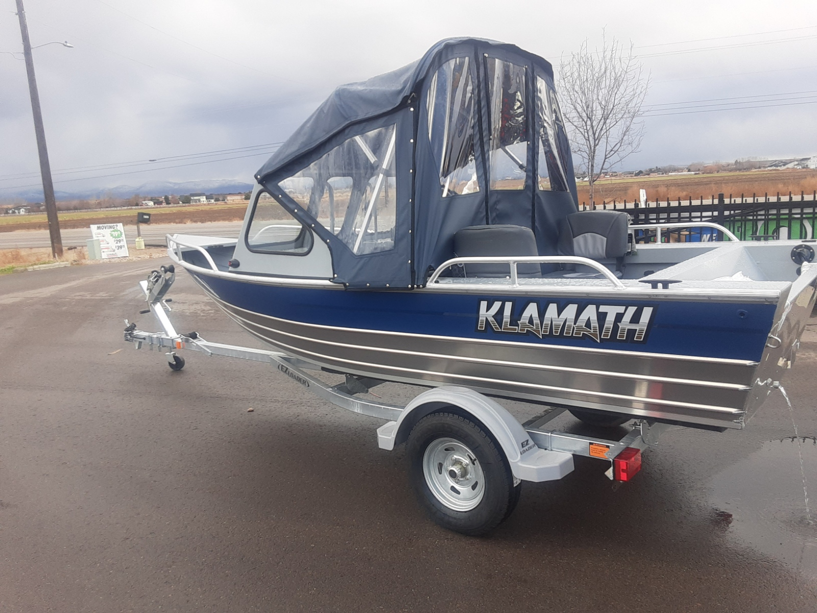 2021 16ft Klamath EXW